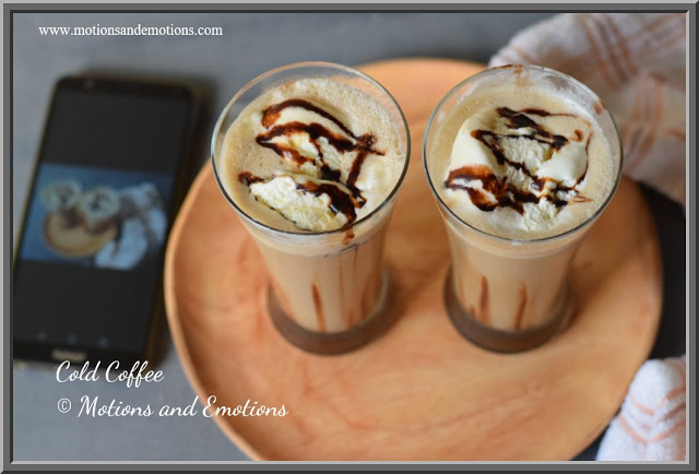 Cold Coffee Recipe or How to make Cold Coffee at home? or Recipe of Iced Coffee