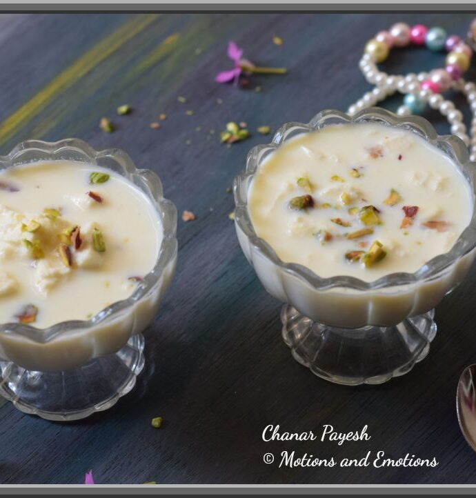 Bengali Chanar Payesh|Cottage Cheese Pudding